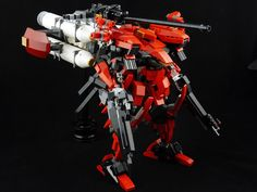 Robot Lego, Lego Spaceship, Robots, Lego Structures, Lego Machines, Armored Core, Lego Mechs, Awesome Lego, Cool Lego Creations