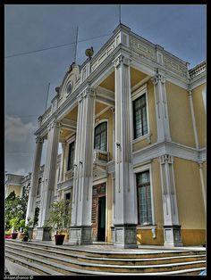 El Paraninfo.  Old School of Medicine of Universidad de San Carlos of Guatemala.