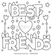Afbeeldingsresultaat Voor Bff Coloring Pages To Print Valentines Day Coloring Page Valentine Coloring Pages Coloring Pages Inspirational