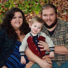 Jessica, Dustin and Sawyer