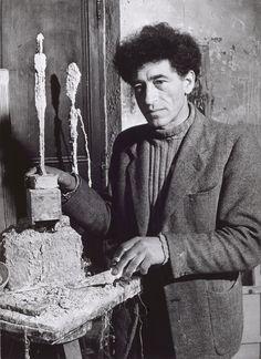Alberto Giacometti by Brassaï, 1948 Alberto Giacometti, The Farm, Henri Cartier Bresson, Bacon Painter, Brassai, Mark Rothko, Portraits, Art Moderne, Museum