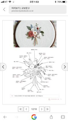 how to do brazilian embroidery stitches Brazilian Embroidery Stitches, Blackwork Embroidery, Hand Embroidery Stitches, Embroidery Hoop Art, Silk Ribbon Embroidery, Cross Stitch Embroidery, Embroidery Needles, Garden Embroidery, Floral Embroidery Patterns