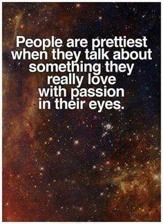 Pretty passion