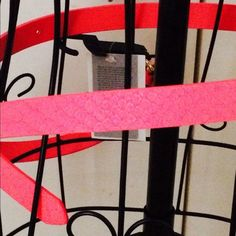 Neon Pink Snake Belt – The Wild Orchid