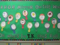 Fairytale Theme and Back To School Bulletin Board Idea for Kindergarten and Elementary