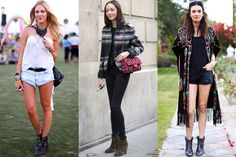 The 5 Boots Every Woman Should Own  The Boho Boot This is the bootie to pair with everything from filmy white dresses to denim cut-offs. It solves problems you didn't even know you had. Not just for the festival crowd—a good suede low boot is casual and cool.