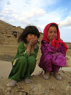 Bamiyan, Afghanistan.