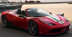 458 Speciale Spider