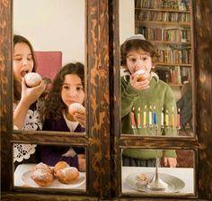 Beautiful Israeli children