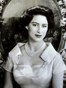 Princess Margaret, Queen Elizabeth of the UK's sister (known as Margo)