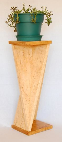 Tricky Plant Stand
