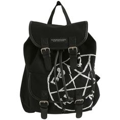 Supernatural Runes Medium Slouch Backpack Hot Topic ❤ liked on Polyvore featuring bags, backpacks, accessories, backpack, fandom, slouchy bags, rucksack bags, hot topic, daypack bag and green backpack