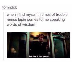 Haha, gotta love Remus Lupin