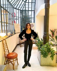Gala Gonzalez, Scandi Style, Everyday Outfits, Pop Up, Madrid, Fashion Outfits, Chic, Happy, Pants