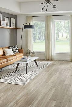 Luxury Vinyl Wide Plank for home Mannington Vinyl Flooring, House, Stylish Living Room, Home, Vinyl, Mannington Flooring, Modern Colors, Vinyl Plank, Contemporary Rug