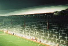 Spion Kop terrace, Anfield, Liverpool