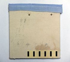 "© COLMADO MAZA Collage sobre madera (10,5 x 10,5 cm).  Título: ""B.9"""