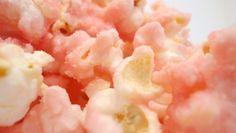 Cotton Candy Popcorn | Recipe