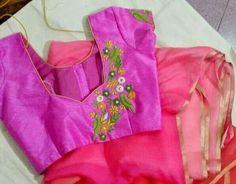 Silk Sarees are must for wedding... Wearing silks on Pelli kuturu ceremony is…