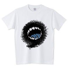 貪欲 B | デザインTシャツ通販 T-SHIRTS TRINITY(Tシャツトリニティ)