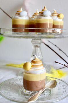 Påskdessert – choklad, mango & italiensk maräng | Ylvas Bakverkstad