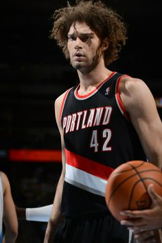 Robin Lopez | Trail Blazers vs. Nuggets Feb. 25 2014