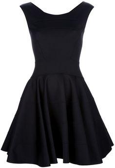 Versace Skater Dress