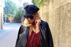 Miss trendy Barcelona: Leopardo en rojo Zara, Barcelona, Raincoat, Jackets, Fashion, Red Leopard, Rain Jacket, Down Jackets, Moda