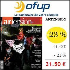 #missbonreduction; 23 % de remise sur l'abonnement au magazine ARTENSION chez Ofup.http://www.miss-bon-reduction.fr//details-bon-reduction-Ofup-i349-c1832738.html