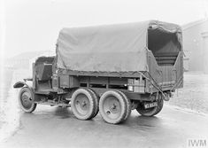 Crossley (BGV3), 30-cwt, 6 x 4, Lorry