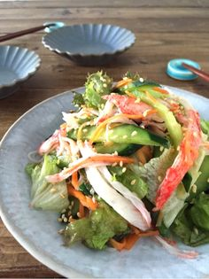 Home Recipes, Asian Recipes, Ethnic Recipes, Japanese House, Mexican, Salad, Cooking, Food, Essen