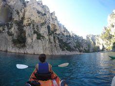 Calanc'O Kayak Paddle - Cassis, France