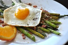 Asparagus - Breakfast foods