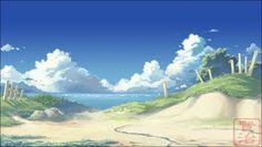 The Sea by Kyomu