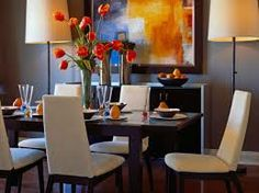 contemporary dining room ideas - Google Search