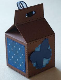 scatola origami tutorial