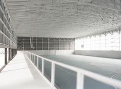 Turnhalle Haiming - Florian Fischer, Sebastian Multerer Architekten