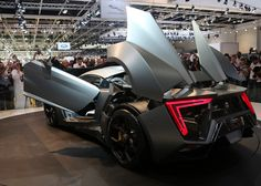 W Motors Lykan HyperSport 2014
