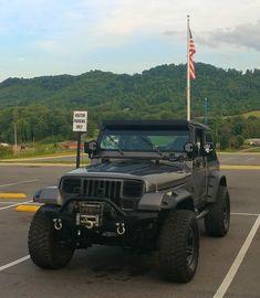 Jeep Wrangler Grill, 2000 Jeep Wrangler, Cj Jeep, Jeep Mods, Jeep Cj7, Jeep Rubicon, Jeep Truck, Yj Wrangler, Tactical Truck