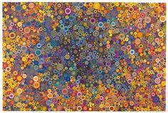 Hadieh Shafie, 9 colors, 2015