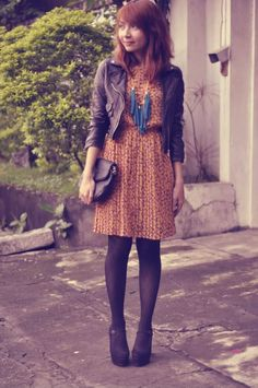 nice colors - easy outfit
