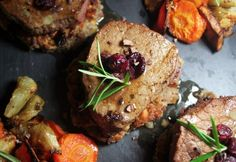 31 étel, amit decemberben el kell készítened Pork, Meat, Kale Stir Fry, Pork Chops