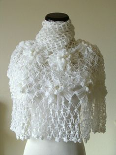 perfect for a winter bride or solstice get together...brrr