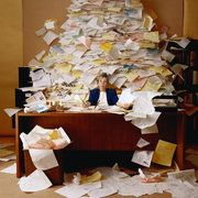 Information Overload ...