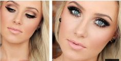 Lovely Wedding Makeup - http://www.pinkous.com/wedding-ideas/lovely-wedding-makeup.html