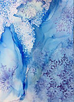 Alcohol Ink Art, Markers, Original Paintings, Creativity, Abstract, Artwork, Summary, Sharpies, Work Of Art