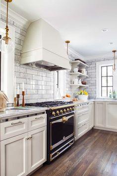 481 best Beautiful White Kitchens! images on Pinterest   Floors ...