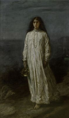 Sleepwalking John Everett Millais, The Somnambulist, 1871 Usually, if sleepwalking occurs at all, it will only occur once in a night. Sleepwalking may last as little as 30 seconds or as long as 30 minutes.