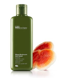 Face Moisturizer || Dr. Andrew Weil for Origins Mega Mushroom Skin Relief- Soothing Treatment Lotion (sensitive skin & redness for dry,normal & oily skin)