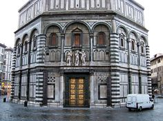 Baptistery, Florence Italy